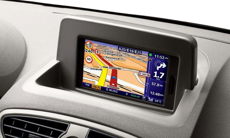 Renault Multimediasysteme Aktualisierungen